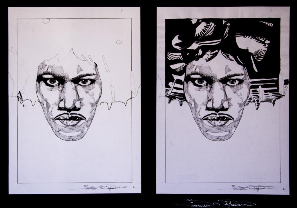 illustrazioni colorate e preparazione colore 3