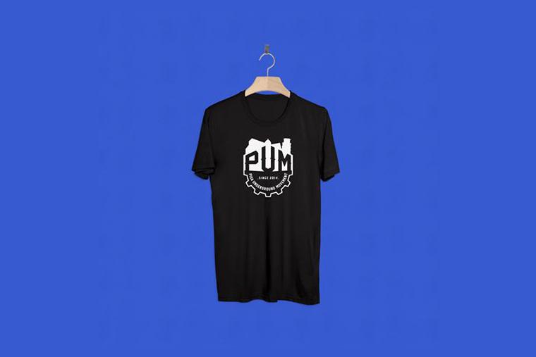 Ordina la t-shirt PUM