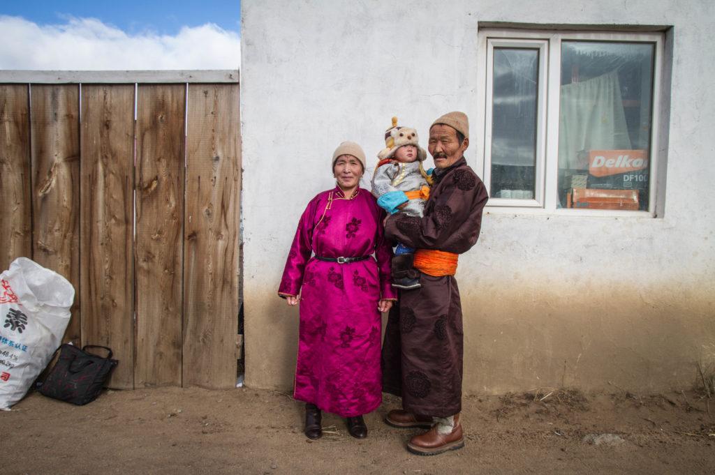 LA Mongolia by Federico Pellici