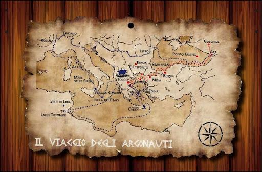 Argo Mappa