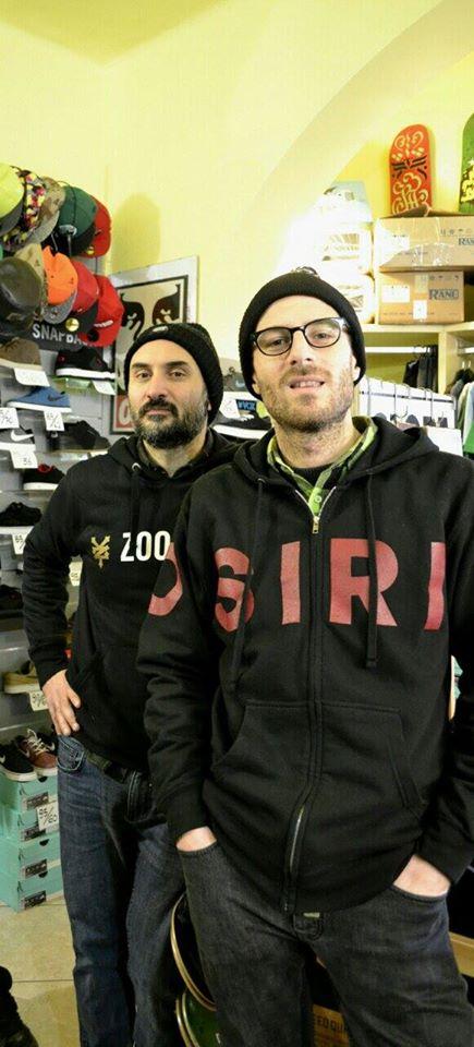 Marco Dragoni e Matteo Pizzo per Sanantonio42