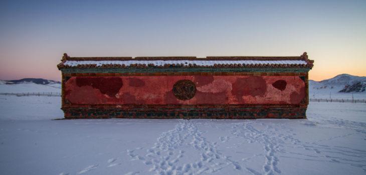 La Mongolia by Federico